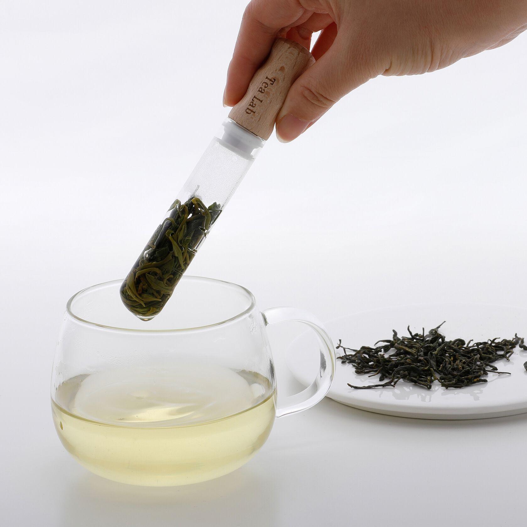 香港 SIMPLE LAB ELIXIR 試管泡茶器S