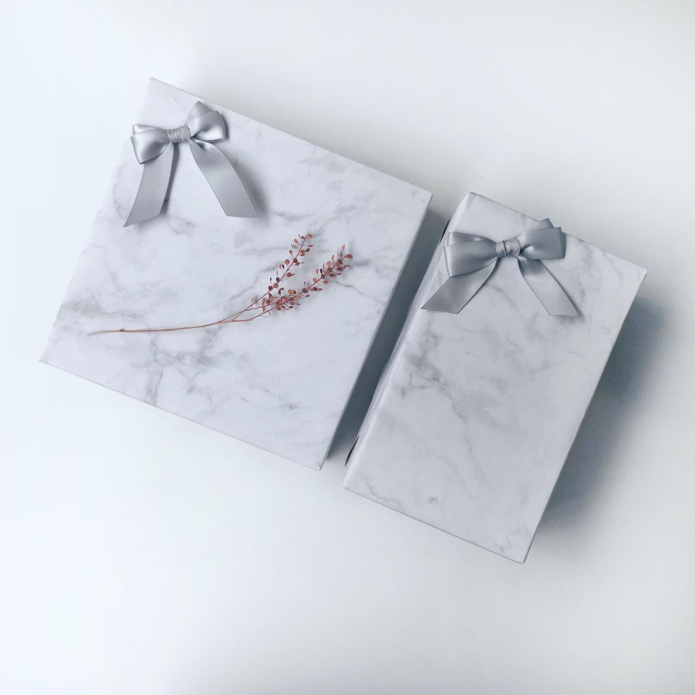 大理石紋包裝紙手工包裝服務(杯子包裝一份、盤子包裝一份)