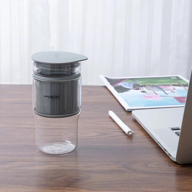 香港 SIMPLE LAB PRESSO 壓濾式隨手杯