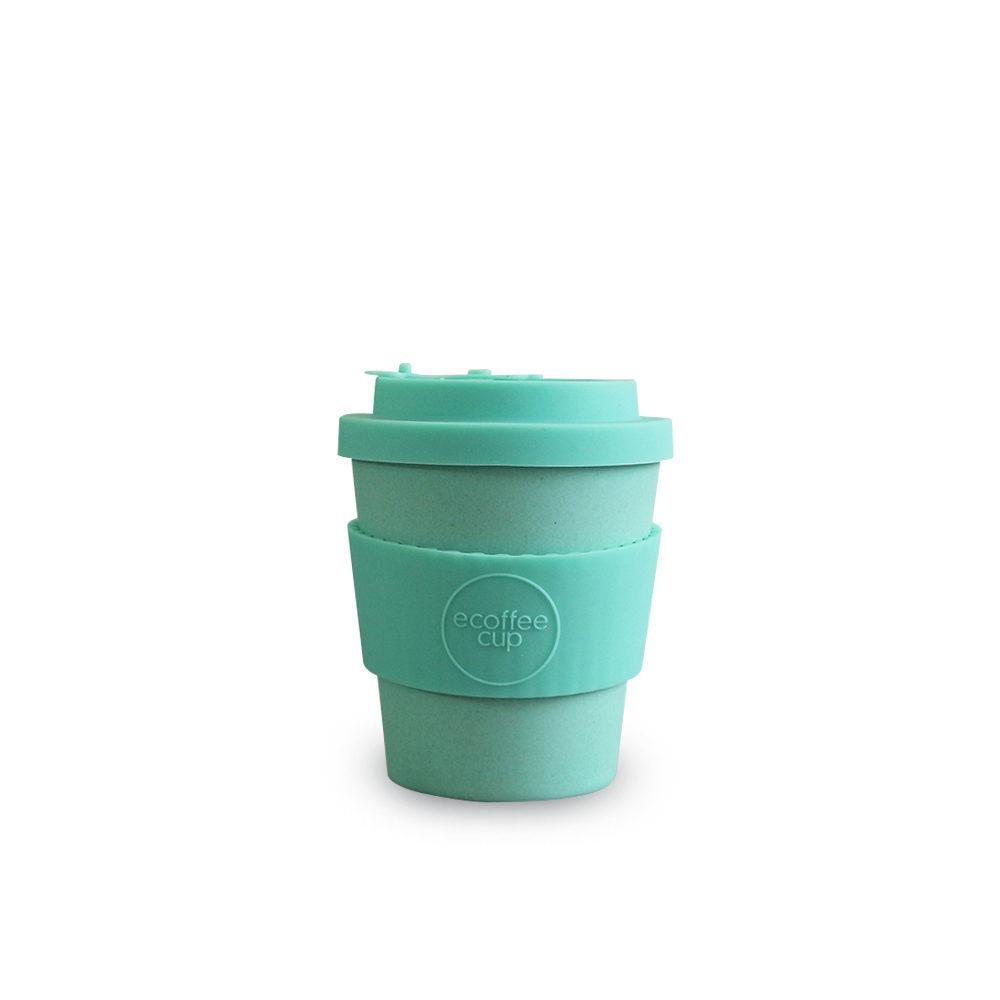 英國Ecoffee Cup 環保隨行杯250ml-薄荷綠