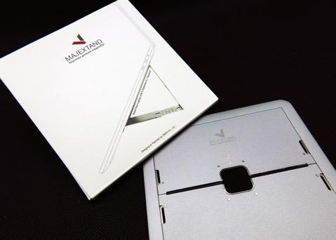 Majextand 世界最輕薄護頸筆電架-兩組(五色任選)