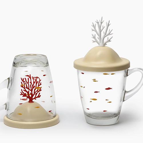 QUALY 珊瑚杯-紅