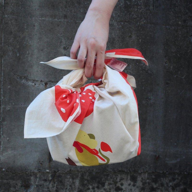 集瓷 cocera 鼠兒吱吱 醬油碟五入組(鼠兒吱吱五入組(送鼠兒吱吱印花布))