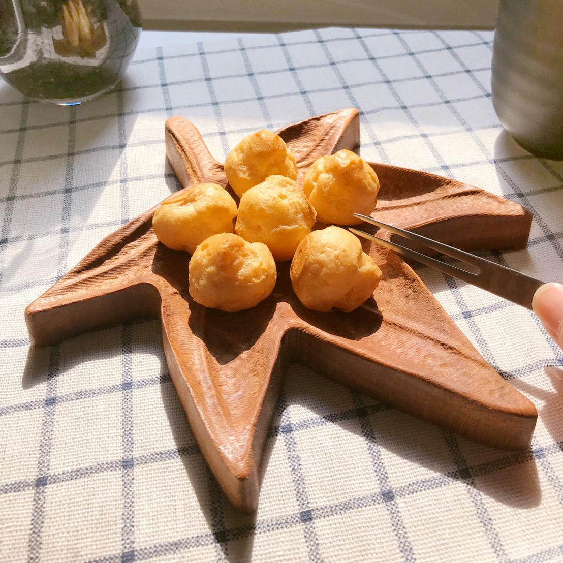 木城工坊 原木楓葉造型茶點-台灣青楓
