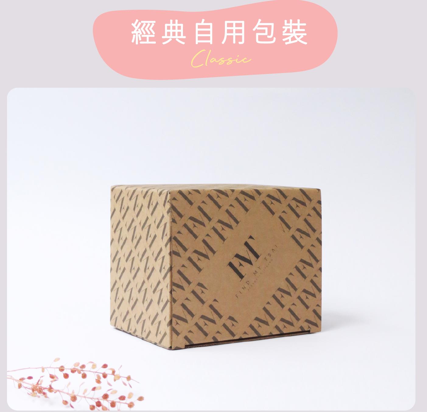 包裝方式:一杯一牛皮盒