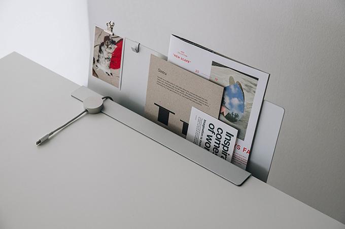 一款貼近你生活,隨性展現風格的桌面收納良伴
