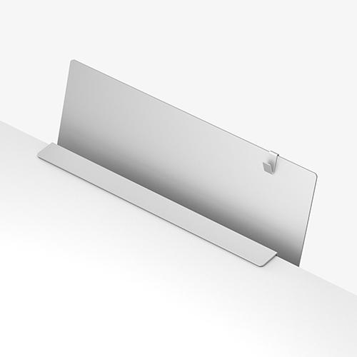 ZENLET 「√」根號邊架 17吋 - 銀色