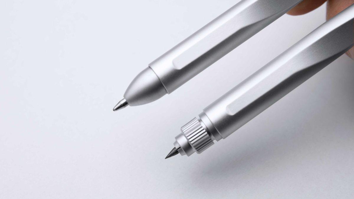 左:原子筆款   右:工程筆款