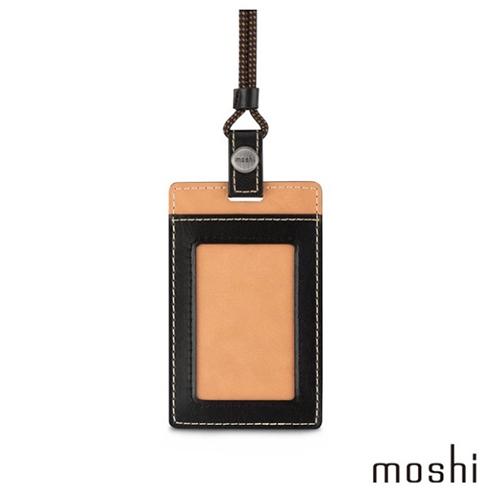 【8/17~9/21期間限定現金卷回饋】Moshi Badge/ID Holder 證件套 渡鴉黑
