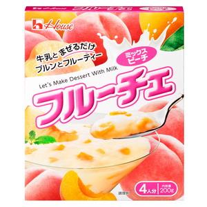 芙酪吉-綜合蜜桃