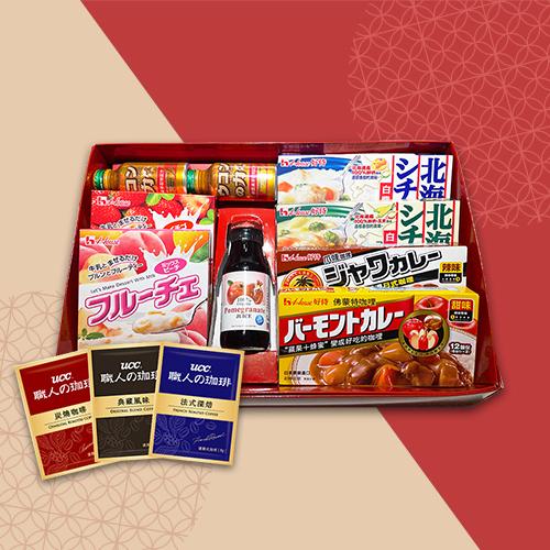 【福氣中秋】精選商品│超值禮盒組(大款)
