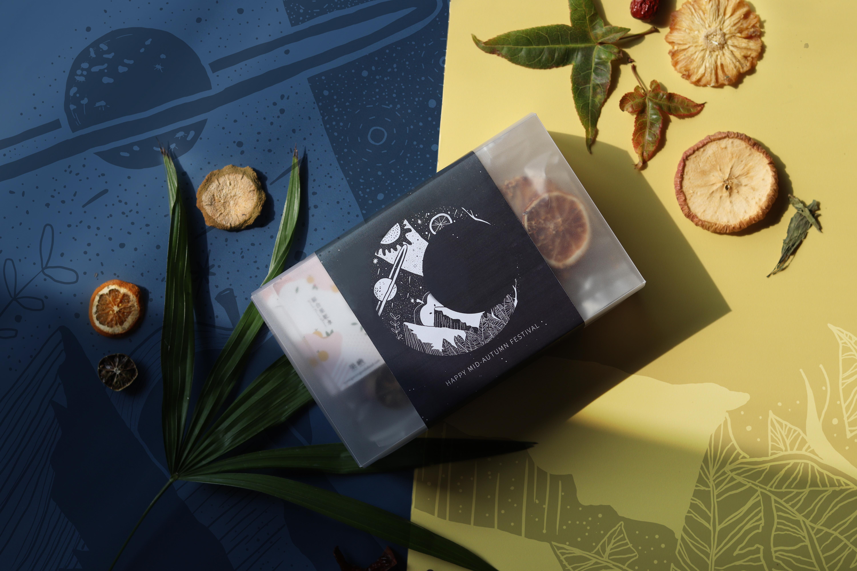 【2021獨家禮盒】果の宇宙限定款 | 中秋禮盒 | 島嶼果乾水8入組