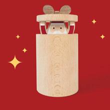 木匠兄妹<br />聖誕老人收納罐