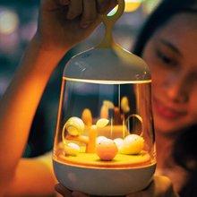 創意設計小物館 LED音樂小夜燈 天空之城