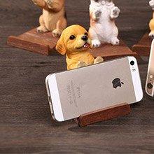 創意設計小物館 萌寵手機座狗狗系列 黃金獵犬