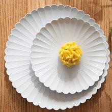 東京食器 1616 arita japan 美型菊皿組合