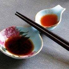 TALES 神話言 葫蘆醬碟筷架-福盛牡丹(春)
