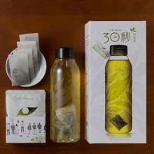 Teascovery 發現茶 30秒冷泡茶 品初綠茶8入品嘗款 (含瓶)