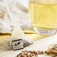 Teascovery 發現茶 熱泡立體茶包 禾日綠茶品嘗袋 (發芽米綠茶)