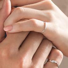 【可刻字】 IR 愛你如初 純銀戒指/女款