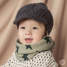 <span class=cutoff>韓國 Happy Prince New Twinkle保暖雙面嬰兒童圍脖圍巾圍兜...</span>