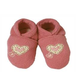 <span class=cutoff>Daisy Roots 英國可手洗手工鞋S號 0~6M 新生兒 - 綿綿愛心 L...</span>