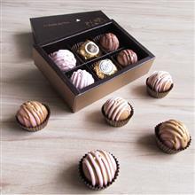 Gs Life 甜蜜香氛 圓圓巧克力香皂禮盒