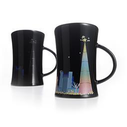集瓷 cocera 璀璨夜景變色杯