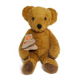 [半價]德國 Kallisto Stofftiere 有機絨毛玩偶小熊 棕
