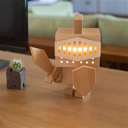 Woodberg<br />騎士燈