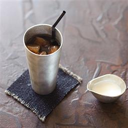 日本 能作 純錫啤酒杯