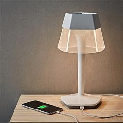 Xcellent LED 時尚桌燈 喜樂 純淨白