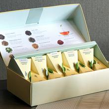 美國 Tea Forte 20入金字塔型絲質茶包 饗茶集錦