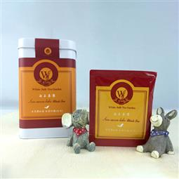 白玉茶園<br />紅玉紅茶精緻罐裝茶包組