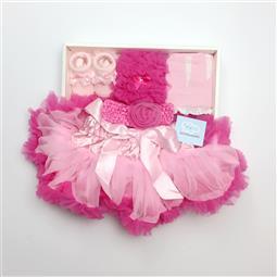<span class=cutoff>日安朵朵 My Princess Deluxe 粉嫩小公主禮盒組 豪華版 0-1...</span>