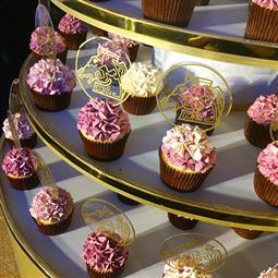 Felicitas Pâtissérie 繡球花杯子蛋糕禮盒 金馬滿分