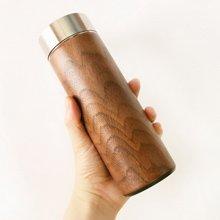 木入三分<br />汋飲保溫瓶。胡桃