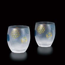 東京食器<br />日式丸紋復古對杯禮盒