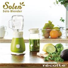 recolte Solo Blender Solen 復古果汁機 樂活綠