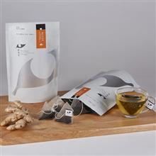 Teascovery 發現茶 熱泡立體茶包 薑太公焙烏品嘗袋