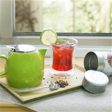 Tea Forte 來一杯冷泡 盛夏消暑 (買普格壺 送覆盆莓子茶)