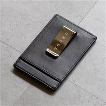 美國 CROSS INSIGNIA系列 卡式錢夾/黑
