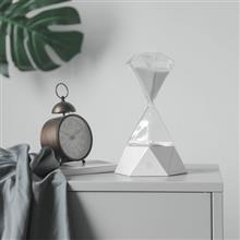 創意小物館<br />設計感鑽石沙漏小夜燈